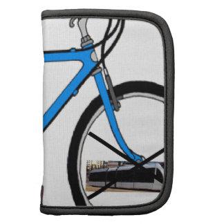 Metro Rail Bike Folio Planner