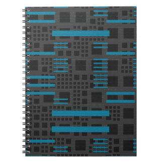 Metro Retro Notebook