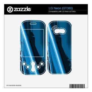 Metro LG Neon Skins