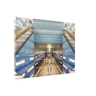 metro station u-bahn