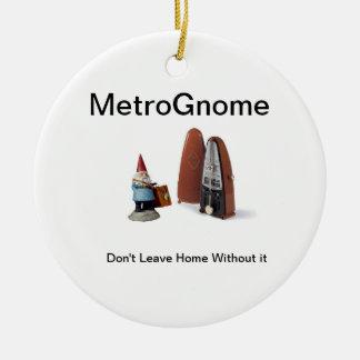 MetroGnome Adorno De Navidad