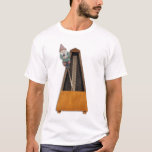 Metrognome Swingin' Gnome  -  Front Only T-Shirt