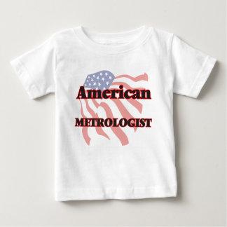 Metrólogo americano playeras