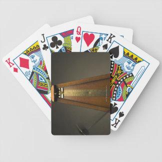 Metronome 2 bicycle playing cards