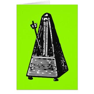 Metronome Card