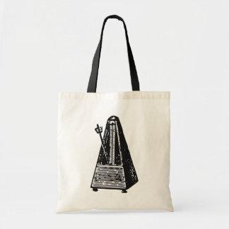 Metronome Tote Bag