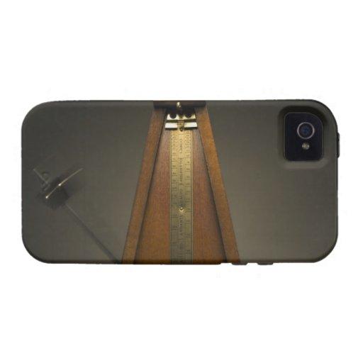 Metrónomo 2 iPhone 4/4S fundas