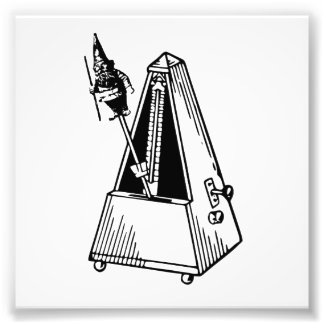 Metrónomo del Musical de Metrognome Cojinete