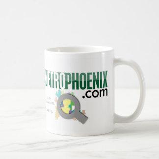 MetroPhoenix.com Classic White Coffee Mug