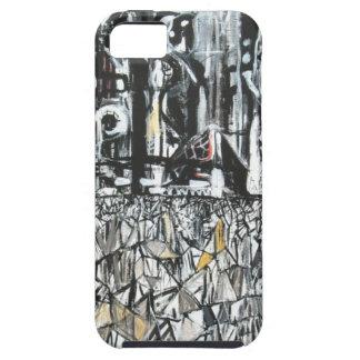Metrópoli fragmentaria Tokio iPhone 5 Funda