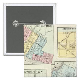Metrópoli, Shawneetown, El Cairo y Pinckneyville