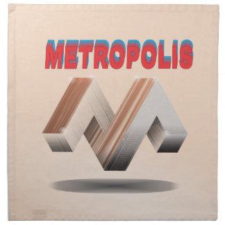 metropolis 1 cloth napkin