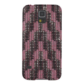 Metropolis Beaded Pattern Case For Galaxy S5