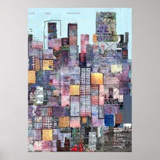 Metropolis II print