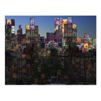 Metropolis III Postcard