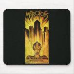 METROPOLIS Original RESTORED Adaptation Mousepad