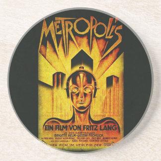 METROPOLIS Original RESTORED Adaptation Posavasos Diseño