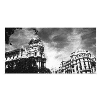 Metropolis Photo Card Template