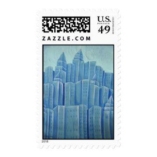 Metropolis Stamp