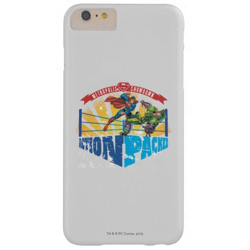 Metropolis Showdown Arena Barely There iPhone 6 Plus Case
