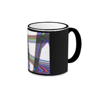 Metropolis Weave Mug