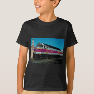 Metropolitan Boston Transit Authority, FP-40 T-Shirt