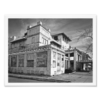 """Metropolitan Hotel"" Asbury Park, NJ Photograph"