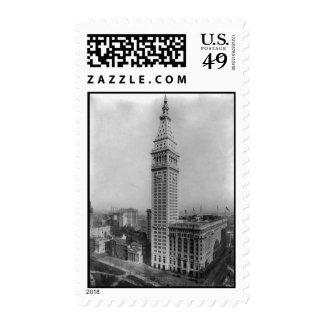 Metropolitan Life Insurance Bldg, New York City c1 Postage Stamp