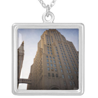 Metropolitan Life Tower and North Building, NYC Custom Necklace