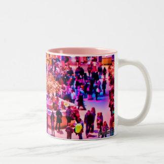 Metropolitan Museum of Art1 Pop Two-Tone Coffee Mug