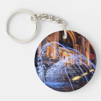 Metropolitan Museum of Art (the MET) Photo Key Chain
