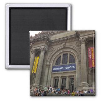 Metropolitan Museum of Art the MET Photo Refrigerator Magnet