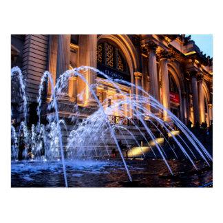 Metropolitan Museum of Art (the MET) Photo Postcard