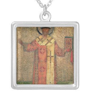 Metropolitan Philipp, 1653 Silver Plated Necklace