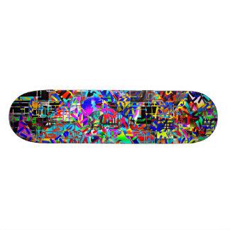 MetropoPop 006 Skateboard