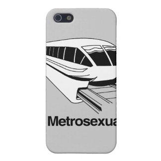 Metrosexual iPhone 5 Protectores