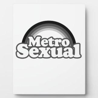 Metrosexual Pride.png Photo Plaques