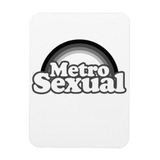 Metrosexual Pride.png Rectangular Photo Magnet