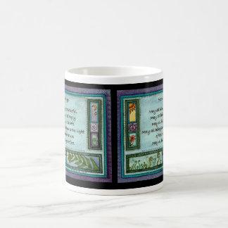 Metta Prayer Classic White Coffee Mug
