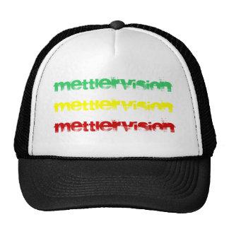 Mettlervision Reggae Colors Trucker Hat