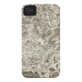 Metz Carcasa Para iPhone 4 De Case-Mate