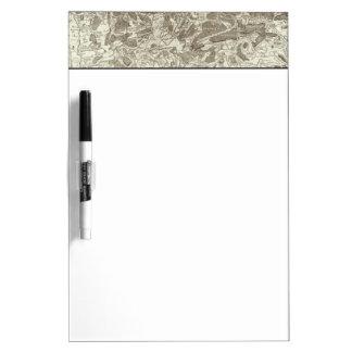 Metz Dry Erase Whiteboard