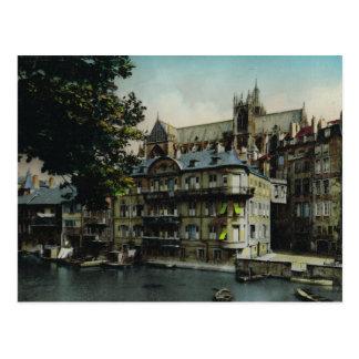 Metz, Moselle Postcard