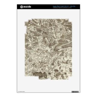 Metz Pegatinas Skins Para iPad 3
