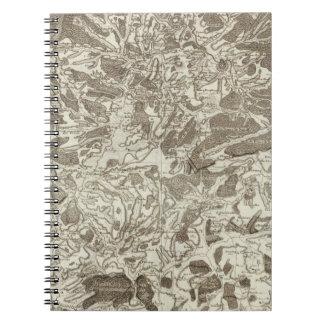 Metz Spiral Notebooks