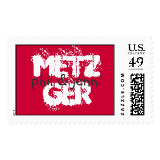 metzger, phil & jenni postage