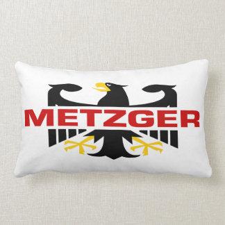 Metzger Surname Pillows