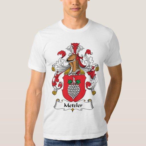 Metzler Family Crest Tshirt