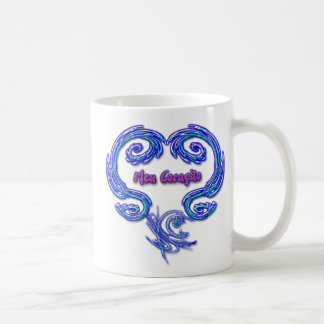Meu Coracao Mug (Portuguese)