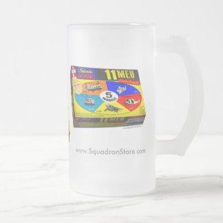 MEU Model Box beer mug